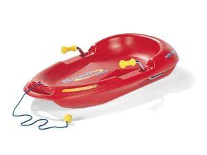 rolly toys SnowMax Hohlkörperschlitten rot, Maße: 103x49x19 cm; 20 011 5