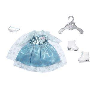 BABY born Kleider-Set der Eisprinzessin