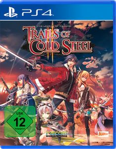 The Legend of Heroes: Trails of Cold Steel 2 - Playstation 4