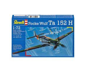 REVELL GmbH & Co.KG Focke Wulf Ta 152 H 0 0 STK