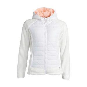 WANABEE ILI Hybrid Jacke - Damen - Weiß
