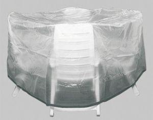 Siena Garden Schutzhülle für Sitzgruppe Standard Ø 320cm transparent