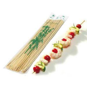 Sambonet Buffet Holz natur Fleischspieße 15 cm P0017-P00218-48307-01