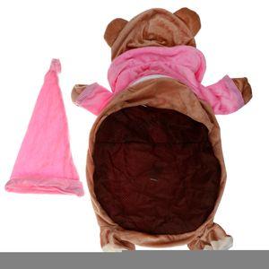 Adorable Kindersitz Sofa Cover Baby Snuggle Sofa Plüschtier Sitzsack Farbe 02 Rosa