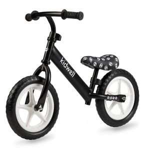 Kinder Laufrad Fahrrad Laufen Lauflernrad Jungen Kidwell Rebel Panda