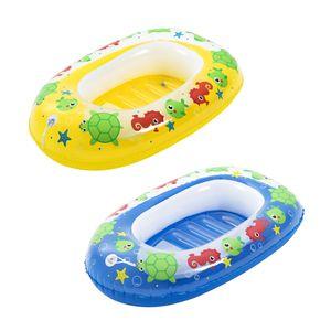 Bestway® aufblasbares Schlauchboot für Kinder, Kiddie Raft, 102 x 69 cm, sortiert