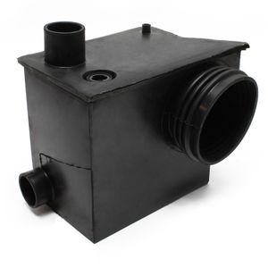 Sammelbehälter WilTec 3/1 Fäkalien Hebeanlage WC Kleinhebeanlage Schmutzwasser