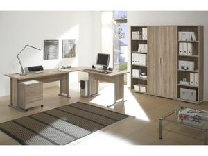 "Büro-Set Büroprogramm Bürokombination Büroeinrichtung Komplettset ""Clermont I"""