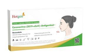 HOTGEN  - Laientest - Selbsttest für Zuhause - virus () - Antigentest - 10 Stk.