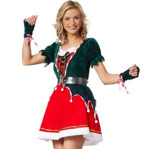 dressforfun Sexy Weihnachtselfe - M