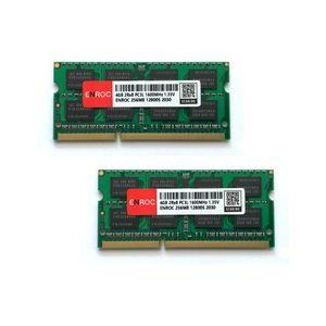 ENROC A400-S1 8GB DDR3L (2x4GB) 1600MHz 1.35V 204Pin SO-DIMM Notebook Arbeitsspeicher