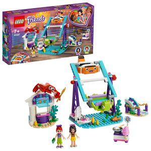 LEGO 41337 - Friends Schaukel mit Looping im Vergnügungspark, Bauset