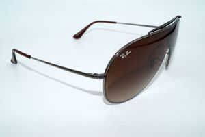 RAY BAN Sonnenbrille Sunglasses RB 3597 004 13 Gr.33 WINGS