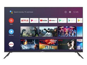 Smart Tech 4K Ultra HD LED TV 127cm (50 Zoll), SMT50F30UC2M1B1, Android Smart TV, HDR10+