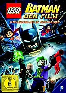 Lego Batman (DVD) Der Film Vereinigung der DC Superhelden Min: 68