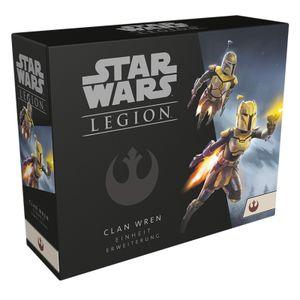 FFGD4662 - Clan Wren: Star Wars Legion, ab 14 Jahren (Erweiterung, DE-Ausgabe)