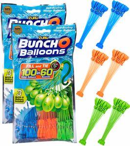 ZURU Bunch O Balloons - 210 Stück - selbstschließende Wasserbomben BOYS