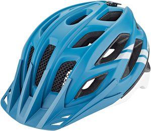 KED Companion Helm blue/white matte Kopfumfang M   52-58cm