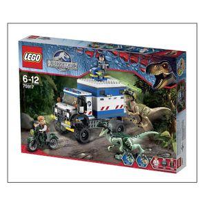 Lego 75917 Jurassic World - Raptor-Randale