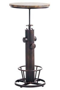 CLP Stehtisch Ruhr höhenverstellbar, Farbe:bronze