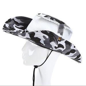 Sommerhut Fischerhut Uv Schutz Mütze Sommer Kappe
