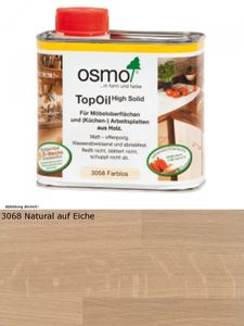 OSMO 3068 Topoil Natural 500ml