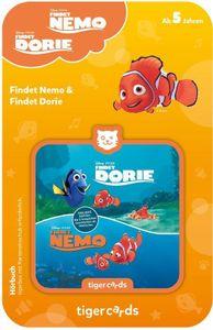 tigercard - Findet Nemo / Findet Dorie - Tigermedia Karten