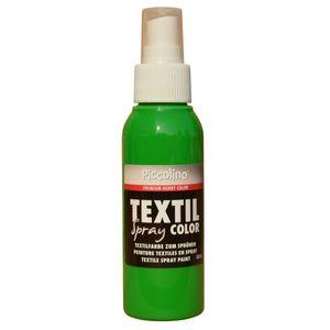 PICCOLINO Textil Spray - 100ml Grün - Textilfarbe zum Sprühen