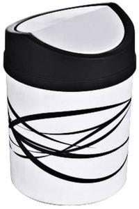 Tischabfallbehälter - Ø 12,5 cm - Höhe 18,0 cm - 1,80 Liter