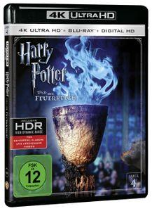 Harry Potter und der Feuerkelch (4K UHD)