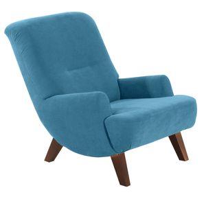 Max Winzer Brandford Sessel - Farbe: petrol - Maße: 71 cm x 101 cm x 80 cm; 2882-1100-2051717-F07