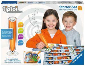 Starter-Set: Stift und Buchstaben-Spiel Ravensburger 00802