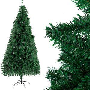 Weihnachtsbaum Tannenbaum künstilich grün 150 cm