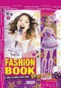 Violetta, fashion book. El concierto : crea tu propio estilo para--
