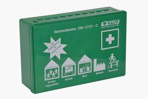 Betriebsverbandkasten klein, Kunstoff , DIN 13157-C
