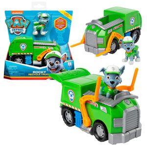 Auswahl Einsatzfahrzeuge | Basic Fahrzeuge mit Spielfiguren | Paw Patrol, Figur:Rocky