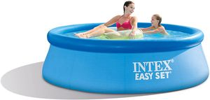 Intex Easy Set Quick Up Pool 28110NP  Ø 244cm x 76cm   ohne Pumpe   Schwimmbad