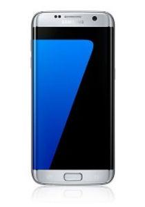 Samsung G935 galaxy S7 edge LTE 32GB titanium silber