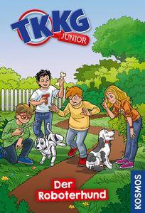 TKKG Junior, 9, Roboterhund