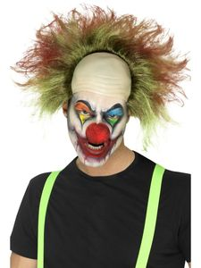 Smiffy's 46871 - Sinister Clown - Perücke