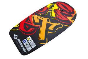 Schildkröt Schwimmbrett Bodyboard L, mit Nylonüberzug und EPS Schaumstoff-Kern, 93 x 46 cm, max. Belastung: 75 kg