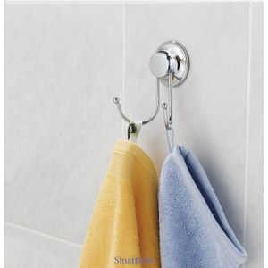 Everloc Kleiderhaken Handtuchhalter Handtuchhaken Handtuch Haken Küche Bad