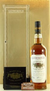 Glenmorangie 18 Jahre 1987 Margaux Cask Finish Single Malt Scotch Whisky 0,7l