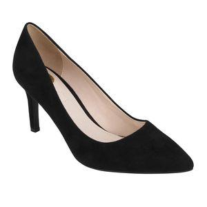 Buffalo Alivia Pumps Black Größe 38 Damen Schuh Kunstleder modisch