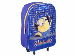Universal trolley-Koffer Minions 15 Liter Polyester blau/gelb