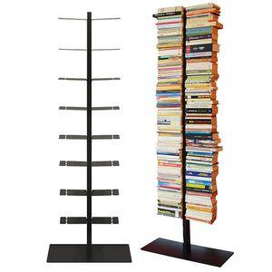 Radius Booksbaum Regal mit Stand schwarz gross - 717 A