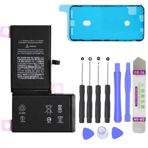 Power Akku Für iPhone XS MAX 6.5 Zoll Battery Batterie 3174mAh APN:616-00507 (Produktion 2021)