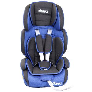 Kidimax Autokindersitz Autositz Kinderautositz 9-36 kg 1+2+3 ECE, Blau