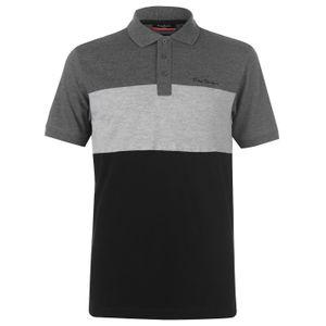 Pierre Cardin Herren, Herren Cut And Sew Polo Shirt 2XL