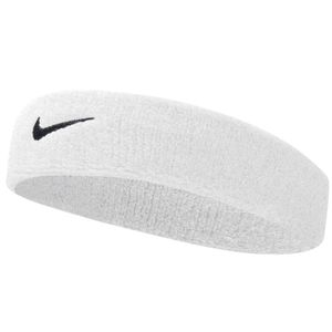 Nike 9381/3 Swoosh Headbands White/Black White/Black -
